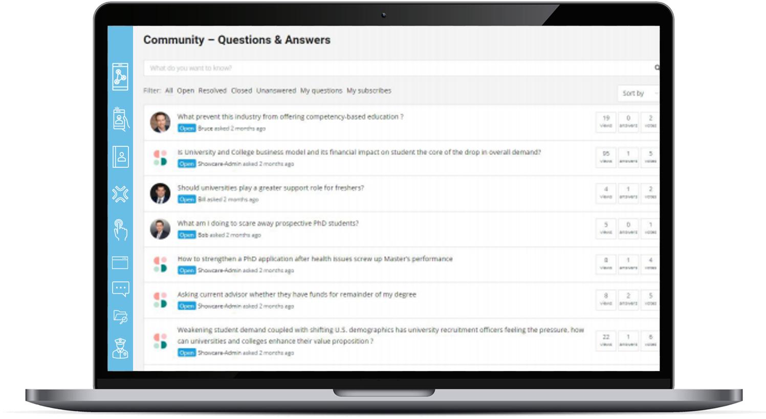 NETWORKING COMMUNITY Q&A